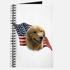 Golden Flag Journal
