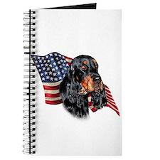 Gordon Setter Flag Journal