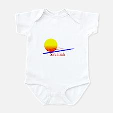Savanah Infant Bodysuit
