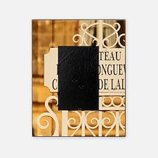 The Chateau Pichon Longueville comte Picture Frame