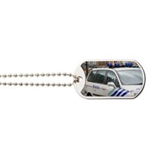City police vehicle at Bruges in the prov Dog Tags