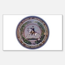 CSA Seal Rectangle Decal