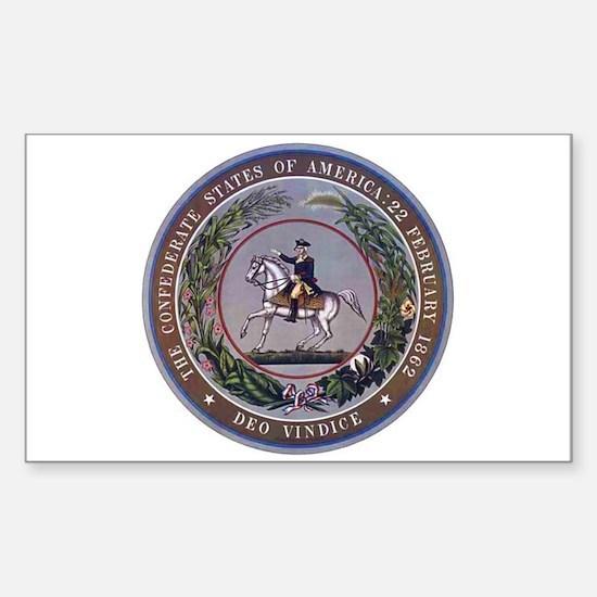 CSA Seal Rectangle Decal
