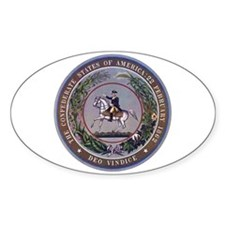 CSA Seal Oval Decal