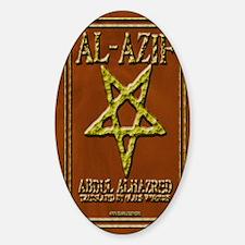 Al-AzifJournal Decal