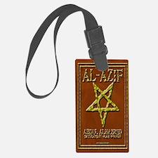 Al-AzifJournal Luggage Tag