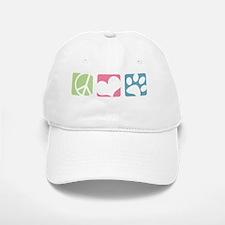 peacedogs2 Baseball Baseball Cap