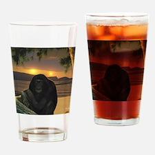 FirstContemplationMousepad Drinking Glass