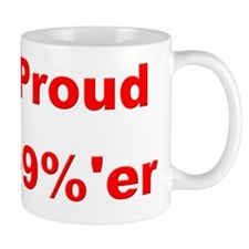 99_percent Mug