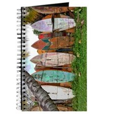 Lined Up Ashore Journal