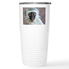 Vervet Monkey Travel Mug
