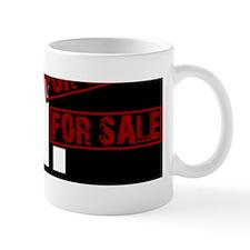 GOD FOR SALE bumper stickerblk Mug