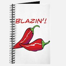 Blazin'! Journal