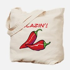 Blazin'! Tote Bag