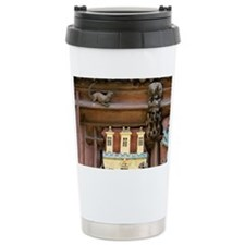 Architectural detail on Old Tow Travel Mug