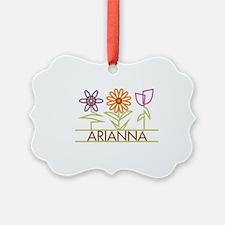 ARIANNA-cute-flowers Ornament