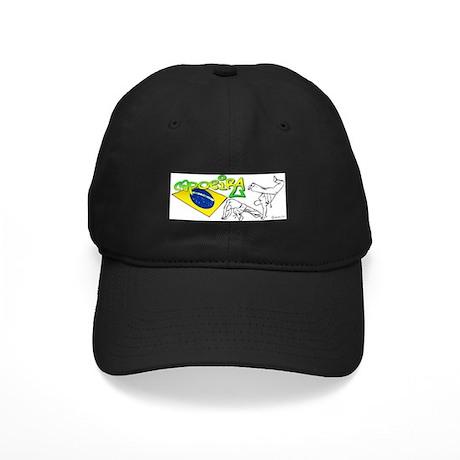 Rasteira/Amazonas Black Cap