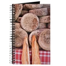 French Baguette and traditional bread at b Journal