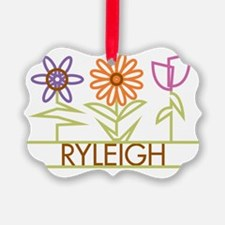 RYLEIGH-cute-flowers Ornament