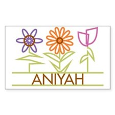 ANIYAH-cute-flowers Decal