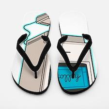Classic Mac Flip Flops