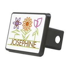 JOSEPHINE-cute-flowers Hitch Cover