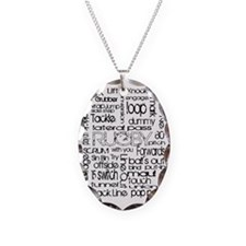 RugbyShirt Necklace