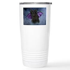 bat_greet Travel Mug