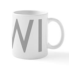 MWI GRAY t Mug