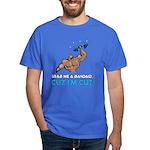 Grab Me A Bandaid I'm Cut [2] Blue T-Shirt