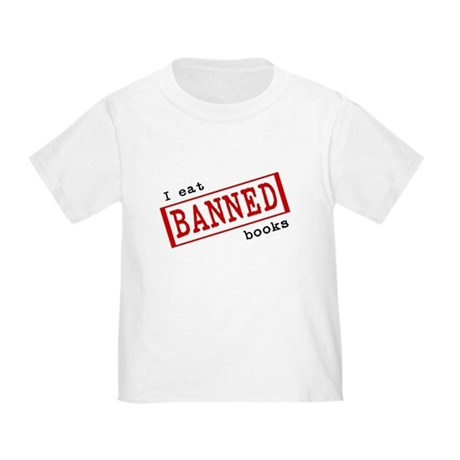Banned Books Toddler T-Shirt