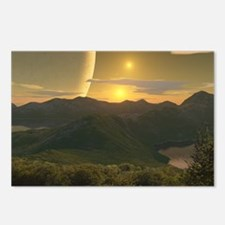 HillsOfMoreanaMousepad Postcards (Package of 8)
