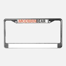 MBLOGOSTROKECAFEPRESS1 License Plate Frame