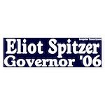 2006 Eliot Spitzer Bumper Sticker