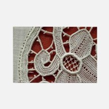 UNESCO World Heritige Site. World Rectangle Magnet