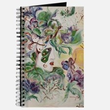 Lady butterfly Journal