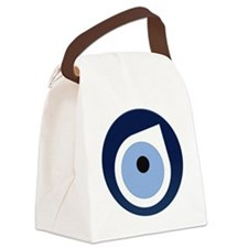 evil eye remover Canvas Lunch Bag
