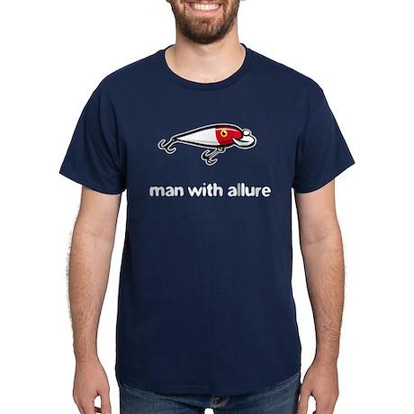 Man with Allure Dark T-Shirt