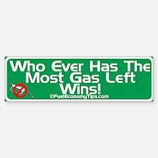 The Winner Bumper Bumper Bumper Sticker