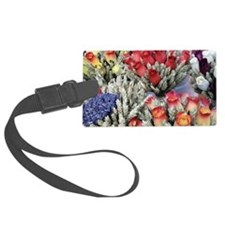 Dried Flowers of a French Market Luggage Tag