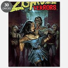 Zombie Terrors Puzzle