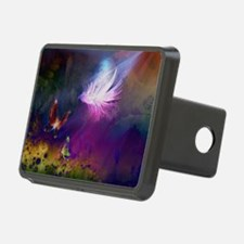 Light_Feather Hitch Cover