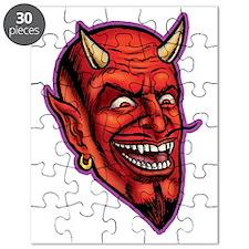 DEVIL HEAD Puzzle