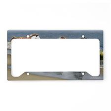 clutch bag copy License Plate Holder