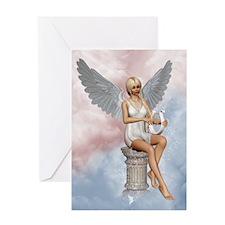angels_song_ipad_sleev_h_f Greeting Card