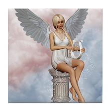 angels_song_ipad_sleev_h_f Tile Coaster