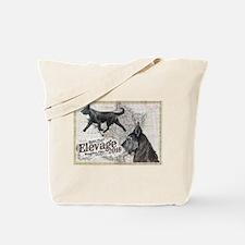Cute Berger Tote Bag