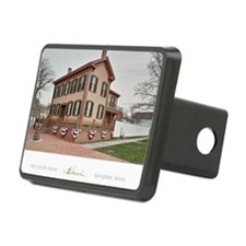 16x20 the lincoln home Hitch Cover