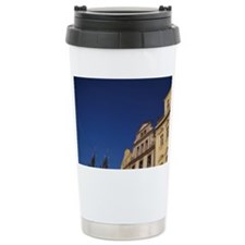 Tyn Church ague. Old Town Squar Travel Mug