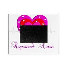 Registered Nurse PINK HEART 2011 Picture Frame